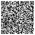 QR code with M & S Trash Removal, Inc. contacts