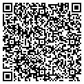 QR code with B & B Construction Wholesale M contacts