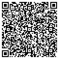 QR code with P & R Home Service contacts