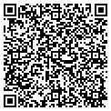 QR code with B & B Bells Concrete Inc contacts