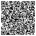QR code with Hamptons The contacts