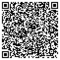 QR code with Hunter's View contacts