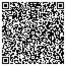 QR code with R & R Party Creations & Bllns contacts