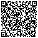 QR code with B & B Cnstr & Renovation contacts