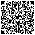QR code with B's Pest Control Inc contacts