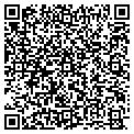 QR code with J & M Electric contacts