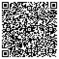 QR code with H & M Court Reporting contacts
