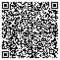 QR code with J & T Window Installation contacts