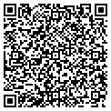 QR code with J & S Adio Vsual Cmmunications contacts