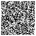 QR code with S & R Discount contacts