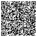 QR code with D M Aircraft Service contacts
