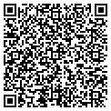 QR code with K M Technology Inc contacts