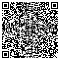 QR code with Kims Chinese Restaurant contacts