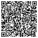 QR code with J P's Locks & Keys contacts
