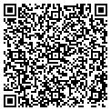 QR code with All Amrican Pntg Pressure Wshg contacts