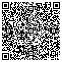 QR code with M & J Elevator Refinishing Inc contacts