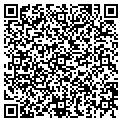 QR code with EDH Realty contacts