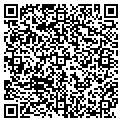 QR code with S & G Landclearing contacts