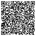 QR code with B & H Financial Service Inc contacts
