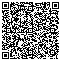 QR code with C & P Video Advertising System contacts