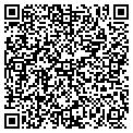 QR code with J & J Tire and Lube contacts