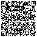 QR code with All Points East Speedometer contacts