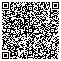 QR code with Hamburg Lovett Volunteer Fire contacts