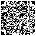 QR code with A J's By Design contacts