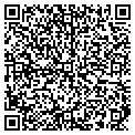 QR code with James D Daughtry MD contacts