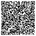 QR code with R & B Collections contacts