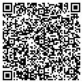 QR code with A F A Labs contacts