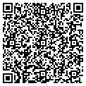 QR code with L & K Racecars contacts