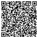 QR code with C & C Equipment Export Inc contacts