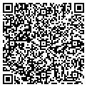 QR code with E & J Roofing contacts