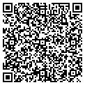 QR code with B & J Commercial Co contacts