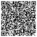QR code with James Vancours Handyman contacts
