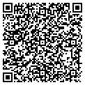QR code with B & T Lubrication Center Inc contacts