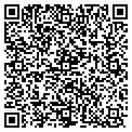 QR code with DBS Design Inc contacts