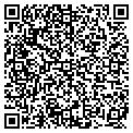 QR code with R & R Companies Inc contacts