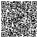 QR code with PVK Architects contacts