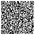 QR code with C F Pools Spas & Water contacts
