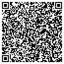 QR code with P & F Appliance & Refrigeration Service contacts