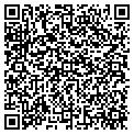 QR code with A & B Concrete & Masonry contacts