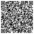 QR code with R & D Auto Works contacts