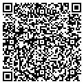 QR code with Pamela C Davis Massage Thrpst contacts
