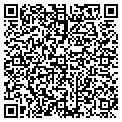 QR code with G & B Creations Inc contacts