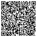 QR code with S & S Express Rental contacts