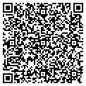 QR code with Hamilton County Sheriff's Ofc contacts