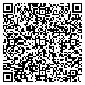 QR code with M & S Cabinets Inc contacts