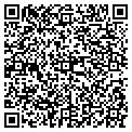 QR code with A & A Trucking & Excavating contacts